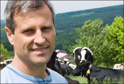 Gene Baur, of New York Farm Sanctuary